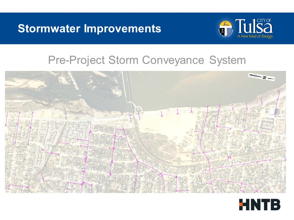 Stormwater Improvements Post-Project Storm Conveyance System