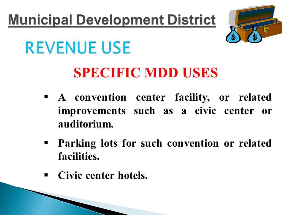 Public Improvement Districts