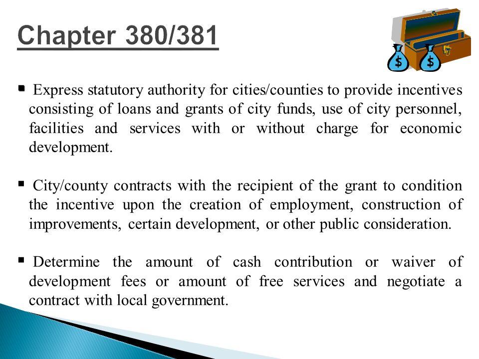   Article III, Section 52-a - constitutional authorization - public purpose includes economic development.