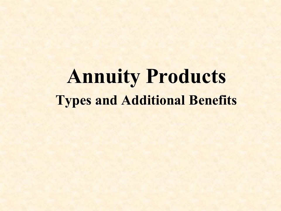  Section 18(3) VPS Rules states The annuity purchased may be single life, joint or survivor life, level (with or without guarantee period), increasing, investment-linked and retail price index linked or with any additional features as may be offered by the Life Insurance Companies  Life Insurance Companies need to develop competitive annuity products to cater for the consumer needs