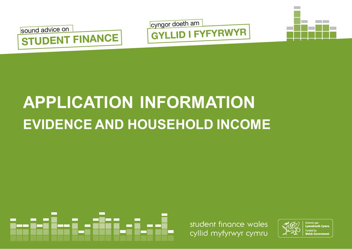STUDENT FINANCE APPLICATIONS IDENTITY EVIDENCE SFW require all students to provide identity evidence in order for their application to progress.