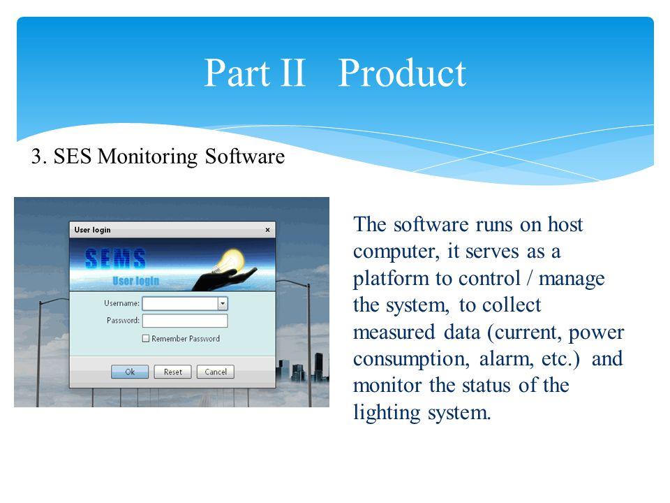 3. SEMS Monitoring Software Homepage Introduction A BC D EFG H I J K L M N