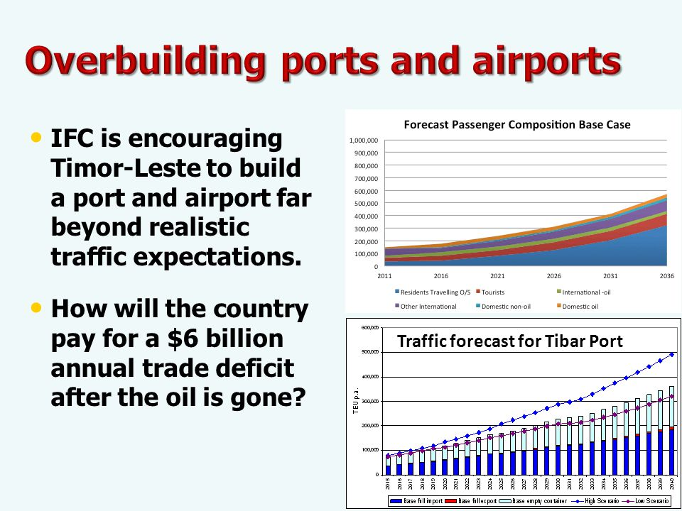 In 2010, TL began the South Coast Petroleum Corridor.
