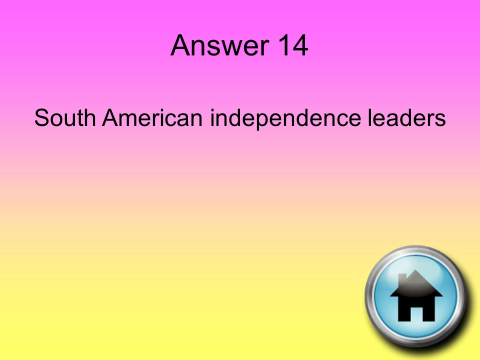 Question 15 Belief that the earth is the center of the universe