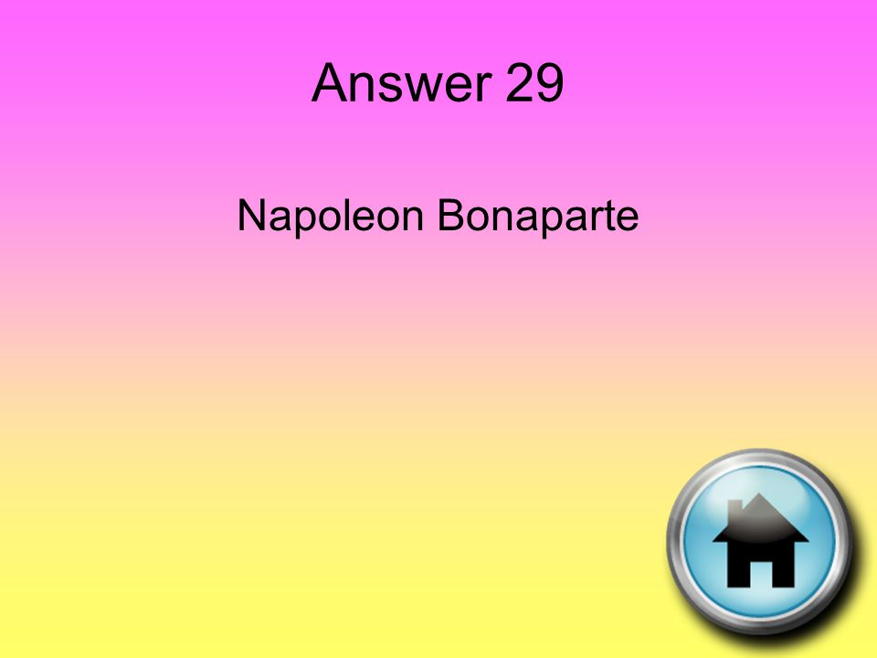 Question 30 This French enlightened thinker and writer believed in the idea of freedom of speech.