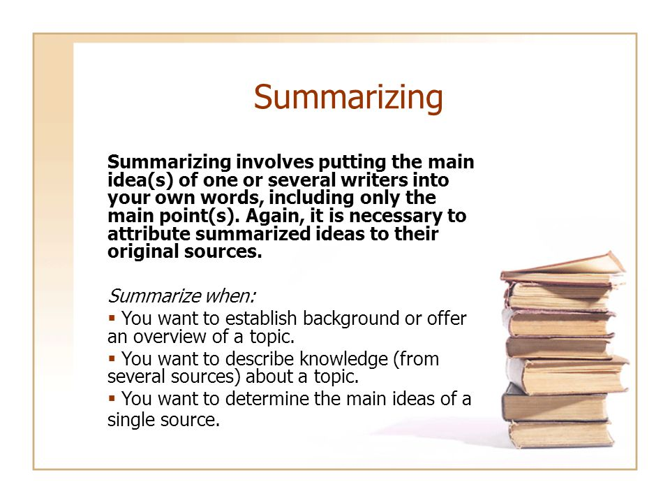 Note-taking Tips  Include any direct quotes or unique phrases in quotation marks and make sure the speaker's/writer's name is identified.