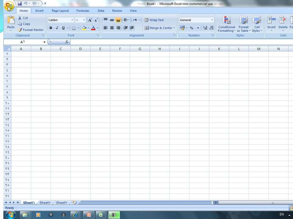 Excel File Formats Fortunately, Excel has no problem allowing you to open and work with Excel files created in previous versions