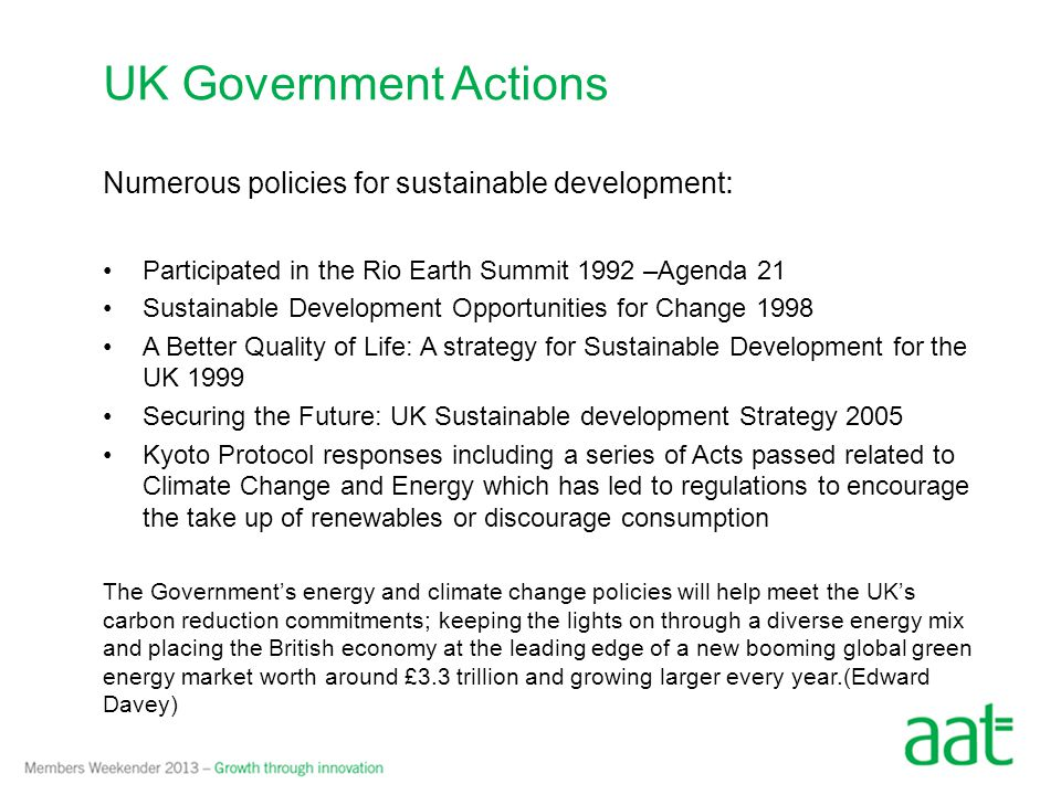 Energy Policy Flawed The energy policy conflict at the heart of government Does Britain actually have an energy policy.