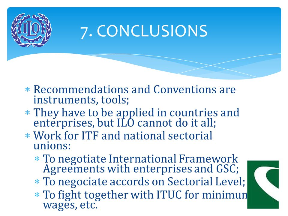 Luc Cortebeeck Third ITUC Congress, Berlin, 19 May 2014 I do not expect any of you to be naively optimistic.
