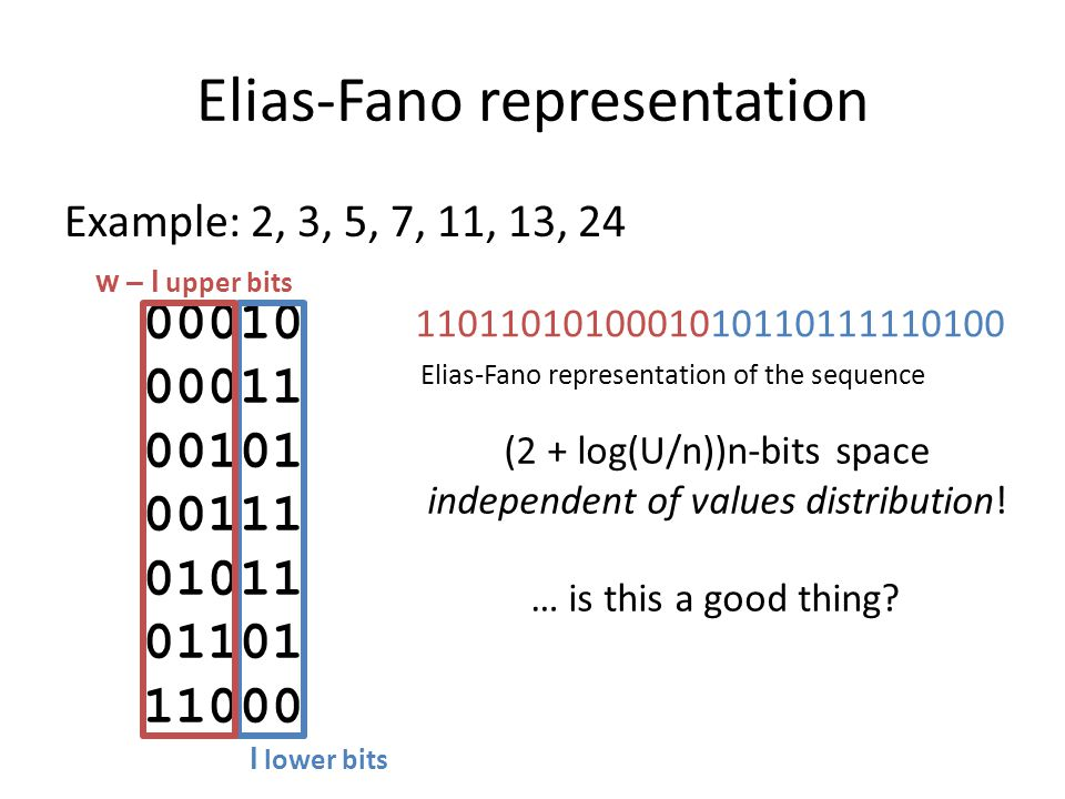 Term-document matrix Alternative interpretation of inverted index Gaps are distances between the Xs a2, 3 banana3 is1, 2, 3 it1, 3 not1 what1, 2 123 aXX bananaX isXXX itXX notX whatXX