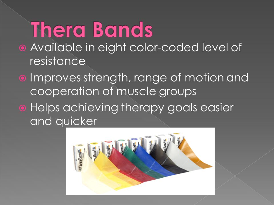 Cost: $15.00 - $52.00 (per 6yds) *Price depends on level of resistance* Site: www.thera-band.comwww.thera-band.com