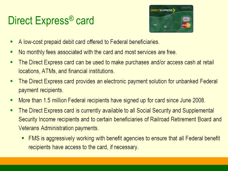 Prepaid Card Interim Rule at 31 CFR Part 210  Received 12 comments in response to the 31 CFR Part 210 NPRM issued on May 14, 2010.