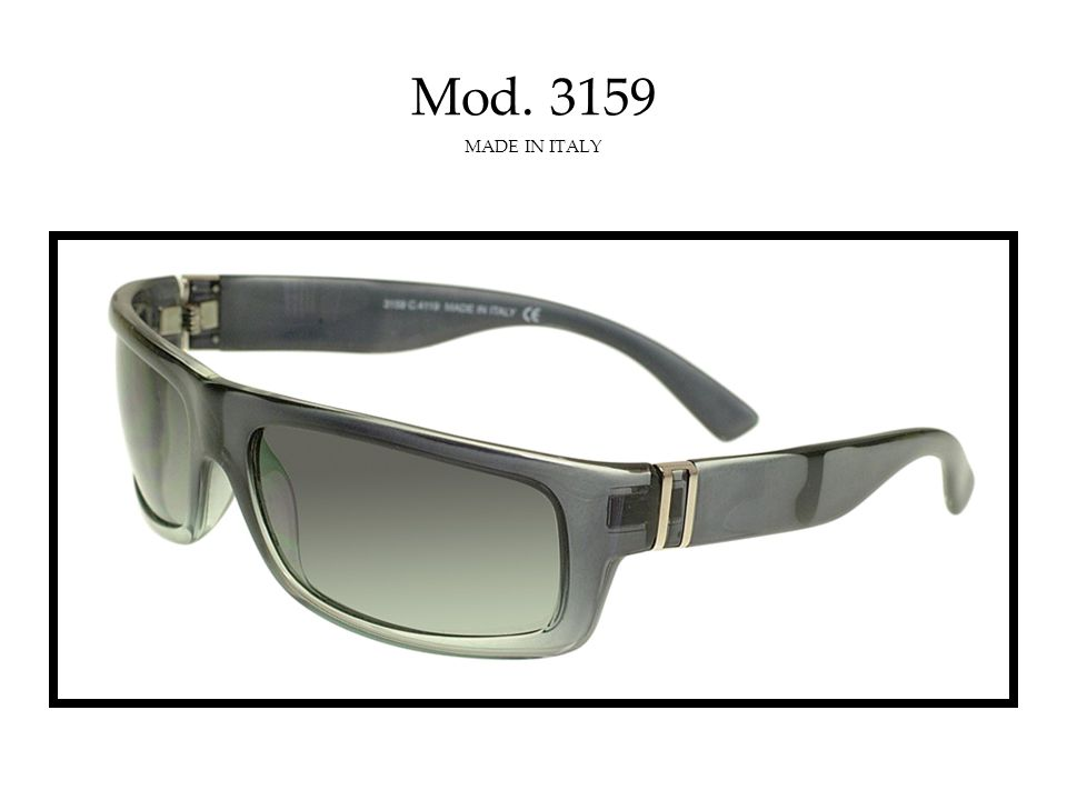 Mod. 3161 MADE IN ITALY