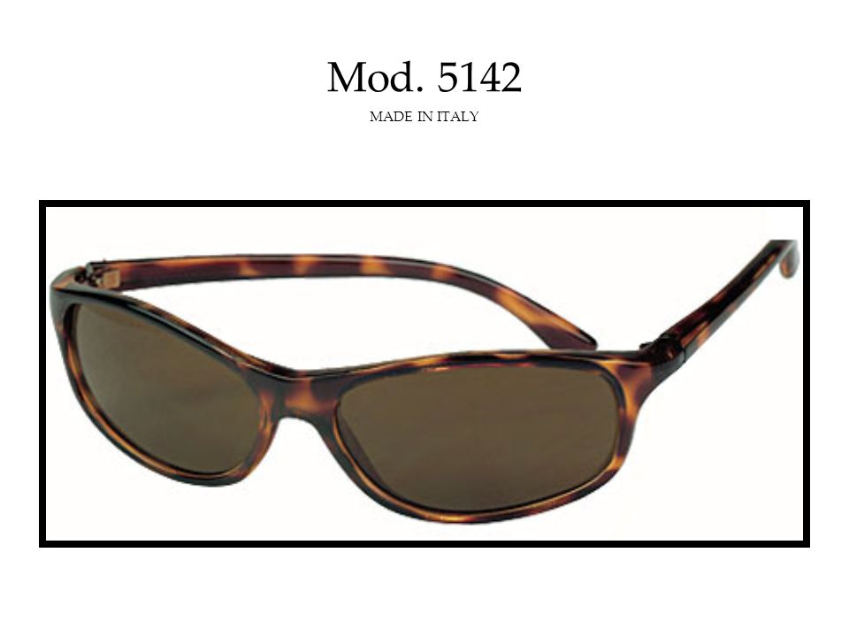 Mod. 5141 MADE IN ITALY