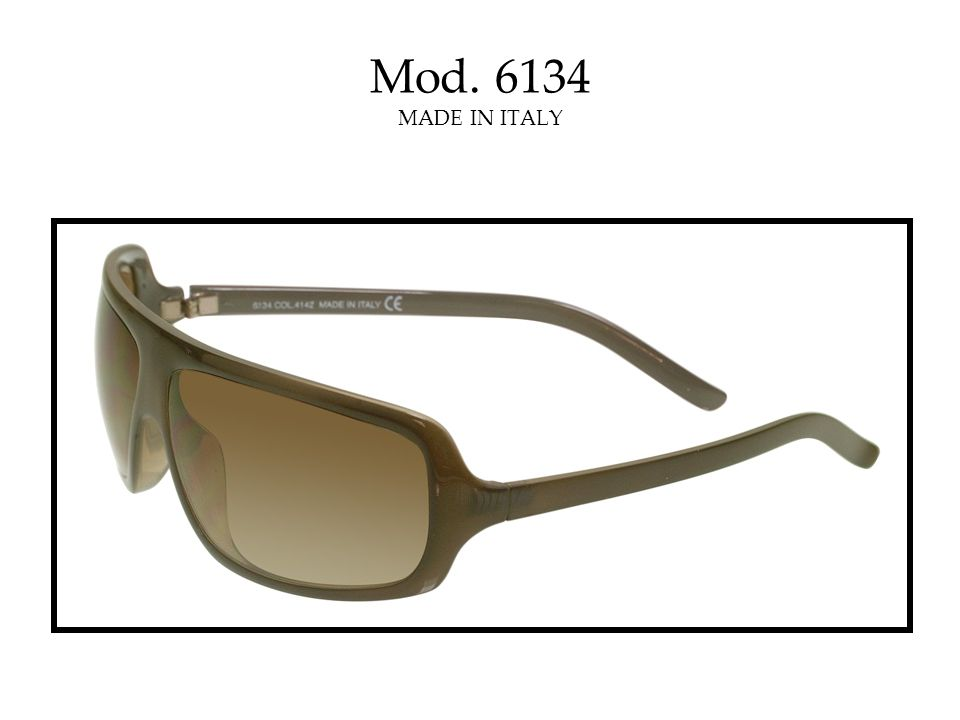 Mod. 6126 MADE IN ITALY