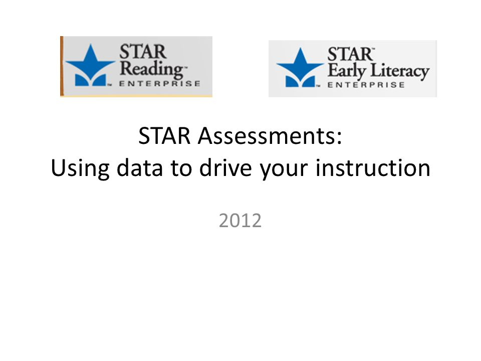 STAR Reading is the only reading assessment to earn the highest possible ratings for both screening and progress monitoring from the National Center on Response to Intervention (NCRTI).National Center on Response to Intervention According to the National Center on Response to Intervention (NCRTI), a reliability level of.60 and higher is good;.80 is very good.