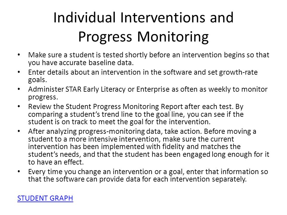 Enterprise: Planning Instruction and Diagnosing Difficulties Utilize the Instructional Planning and State Standards report for the student and/or class – Pinpoint MOST IMPORTANT areas and/or areas where you have provided instruction Who is not meeting the benchmark.