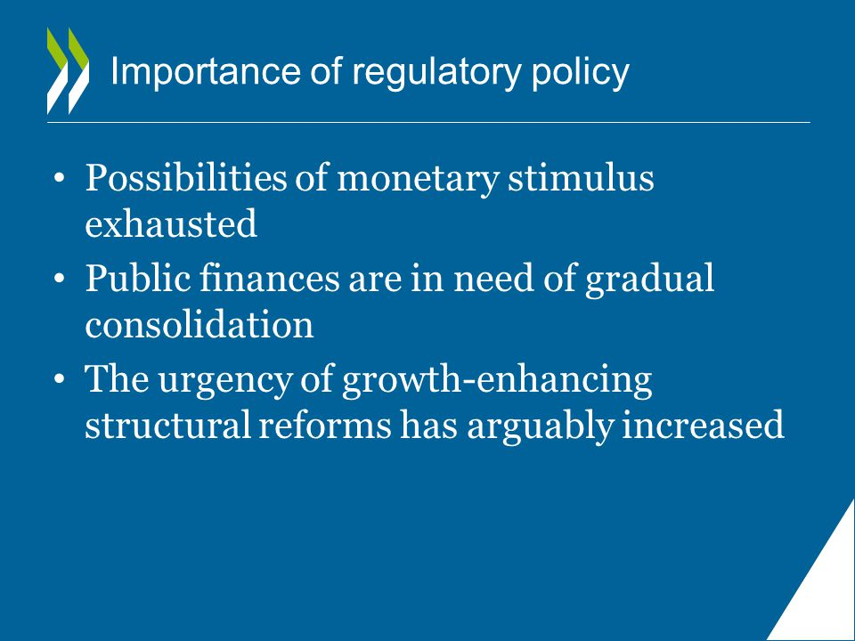 GDP per capita gains from broad regulatory reforms in 10-year horizon