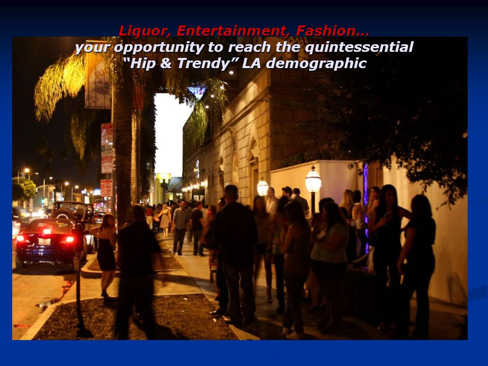 THE place to be seen in Los Angeles is indisputably Club Social , the exclusive restaurant/club tucked smack in- between 6464 and 6565 Sunset.