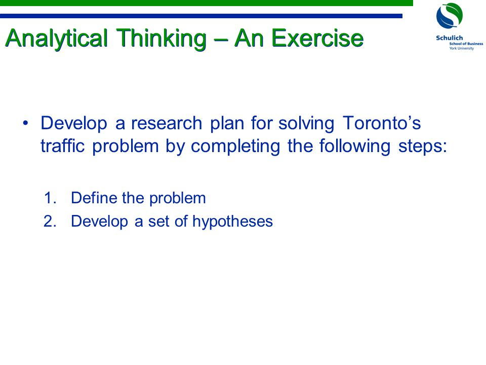 What is an Hypothesis?