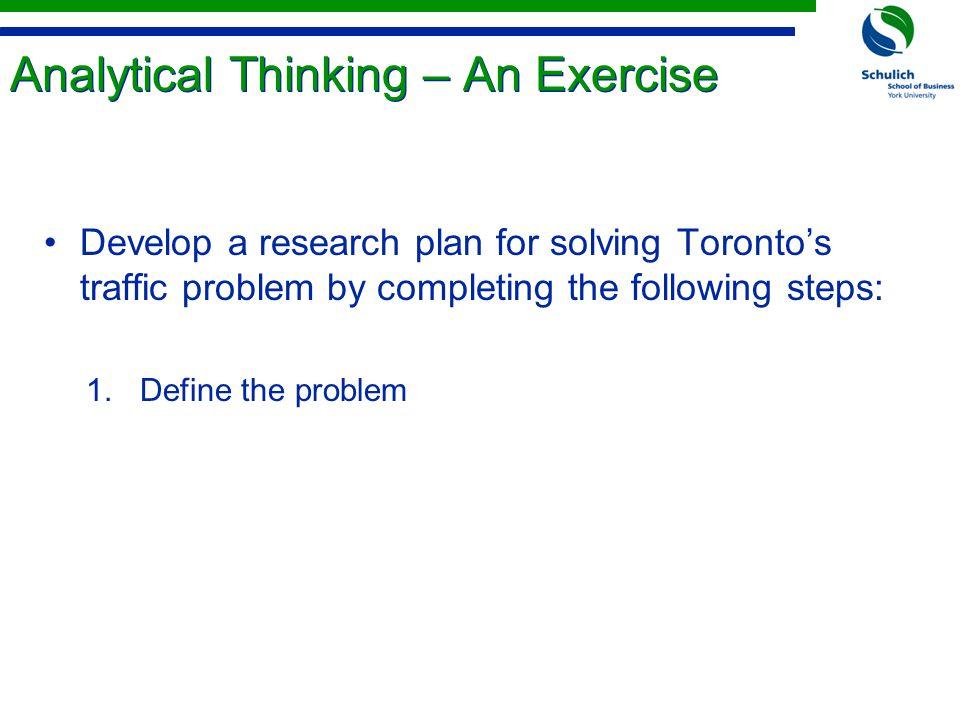 Problem Definition How do organizations find discrepancies?