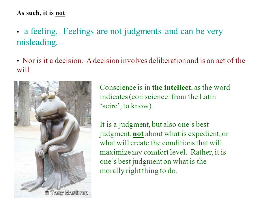 Character Moral: from the Latin mores: character.