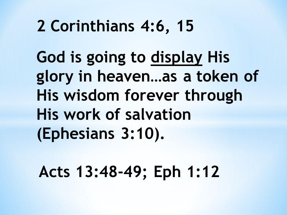 2.Glorify God Through Consistent Life Testimony and Service.