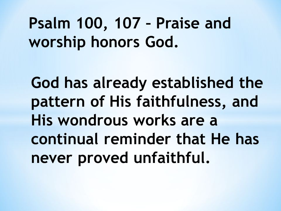 7.Glorify God Through Endurance in Suffering.