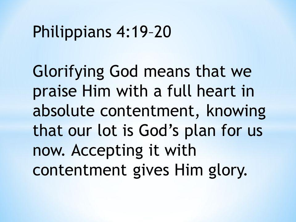 9.Glorify God Through Christ-centered Prayers.