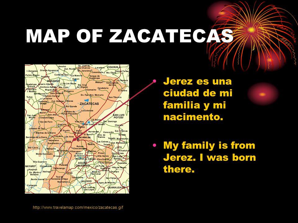 GUADALUPE Cuando tenía cinco años, fuimos a vivir a Guadalupe.