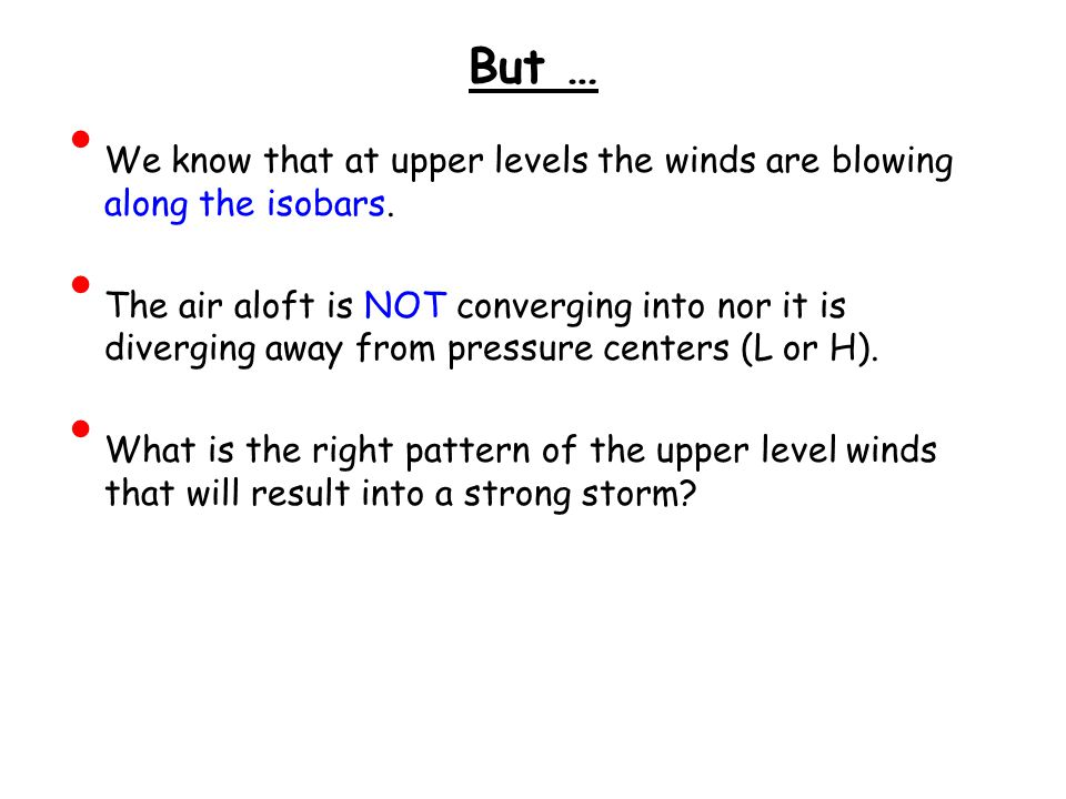 Is it this one.Low over Low, High over High. No convergence or divergence aloft.