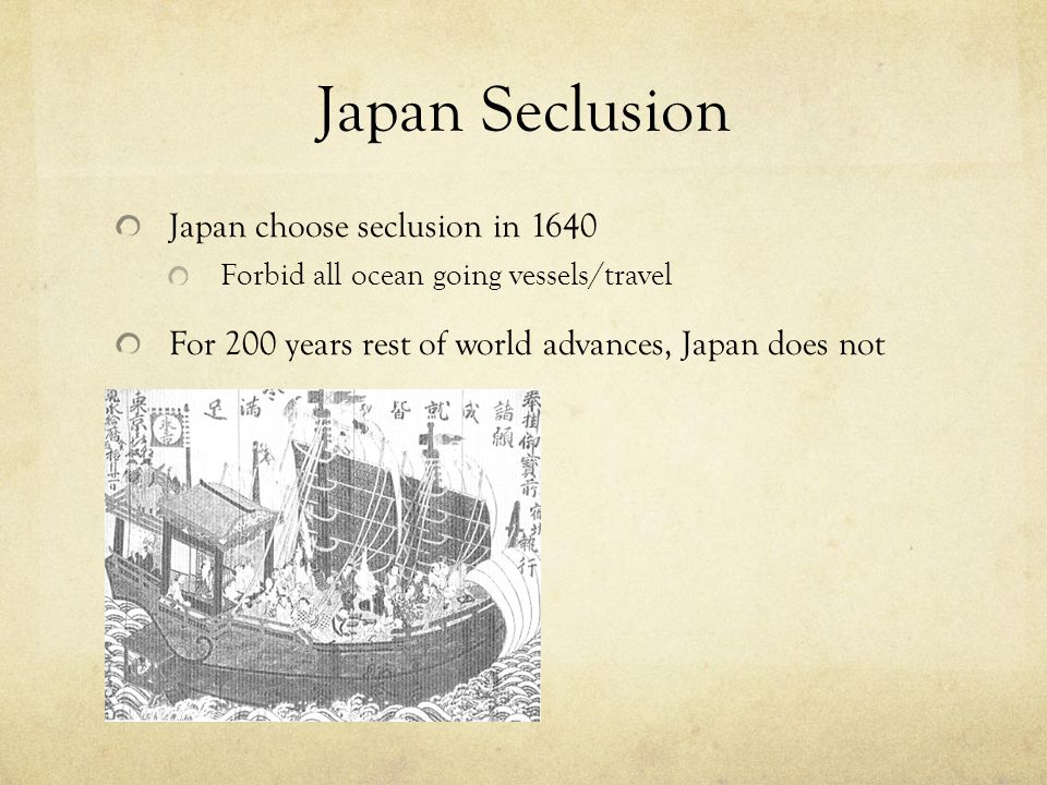 Japan's Build Up After 200 years, Japan decides to start rebuilding navy (1855) Sends citizens to Europe to study building, navigating, warfare, etc.