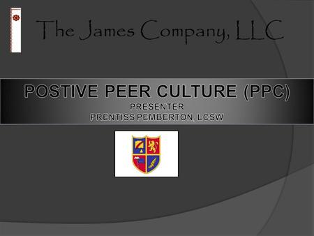 The James Company, LLC. So we suggest you sit quietly, behave yourselves, and study in the schools we provide as a holding pen until we are ready to accept.