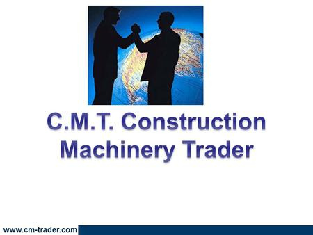 Www.aprile.it www.cm-trader.com. Our customersOur Strength.
