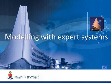 Modelling with expert systems. Expert systems Modelling with expert systems Coaching modelling with expert systems Advantages and limitations of modelling.
