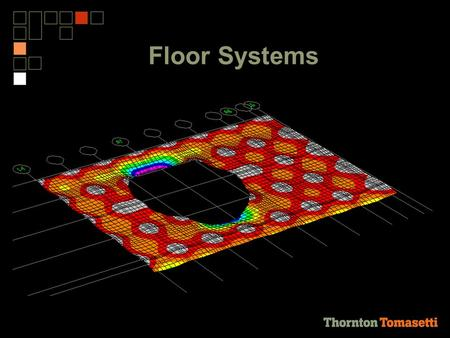 Floor Systems. B1 Level Floor System Options Option 1 – Slab on Grade with Grade Beams Option 2 – Structural Slab at Grade.