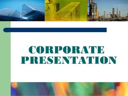 CORPORATE PRESENTATION DISCOMB GULF TRAVEL DISCOMB GULF TRAVEL is a 40 year old organization dealing with Human Resource consultancy services & overseas.