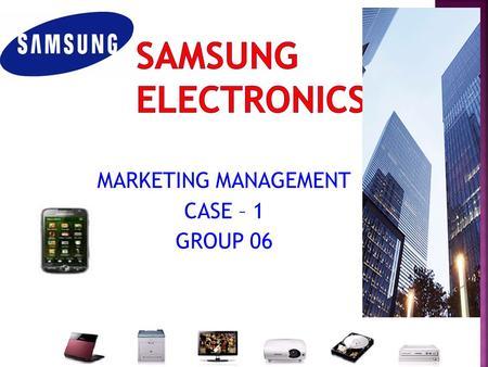 samsung electronics case study analysis dram