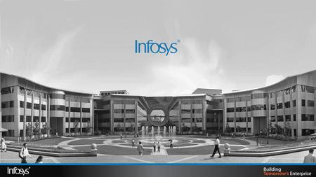 Energy Infosys The context… 1,30,000 employees Total built-up space of Infosys, India at the end of 2010-11 28 million sq.ft. Annual electricity.