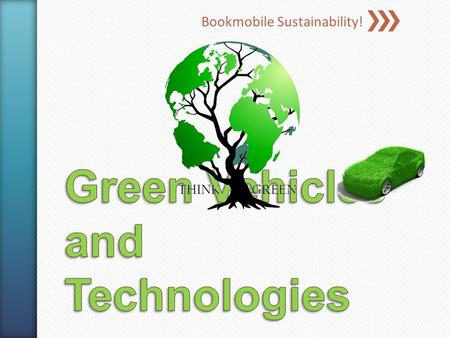 Bookmobile Sustainability!. » Michael Swendrowski ˃Founder/president Specialty Vehicle Services, LLC. +Consulting +Design +Management +Inspection +Consignment.