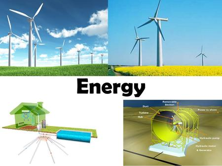 Energy. Contents 1.Coal 2.Solar Energy 3.Methane 4.Geothermal 5.Bibliography.