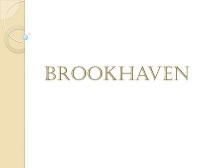 Brookhaven. Atlantic housing partners The principals of Atlantic Housing have collectively developed over 100 apartment home communities, including a.