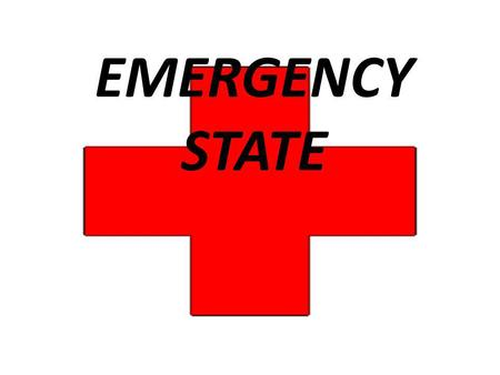 EMERGENCY STATE. ADDICTION Introduction: Addiction has been defined as physical and physiological dependence on psychoactive substances (for example alcohol,