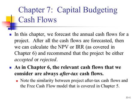"capital budgeting 4 essay According to wwwprincetonedu (2013) ""the internal rate of return (irr) is a rate of return used in capital budgeting to measure and compare the profitability of investments"" we will write a custom essay sample on capital budgeting specifically for you."
