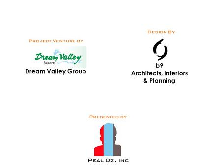 Peal Dz. inc Presented by Project Venture by Dream Valley Group Design By b9 Architects, Interiors & Planning.