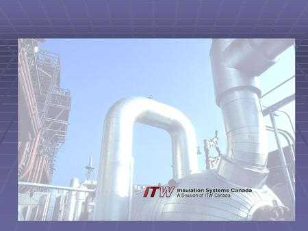 Welcome The objective is to provide the best recommendation to diminish the possibility of corrosion at the metal and insulation interface. Explanation.