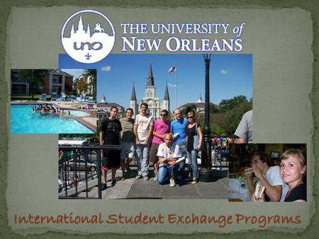 International Student Exchange ProgramsInternational Student Exchange Programs.