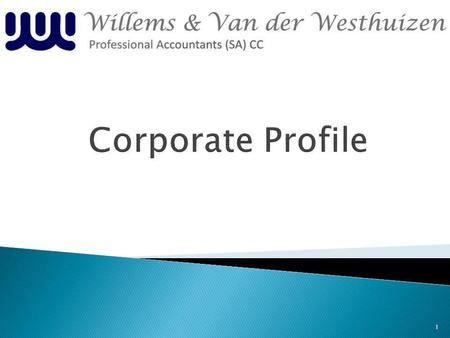 1. Who is Willems & Van der Westhuizen? The practice was opened in 1982 by Braam Willems and traded as Willems & Partners Initially operating from Lanseria.