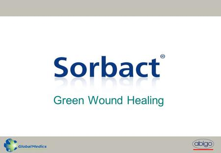 Green Wound Healing. Non Antibiotic Non Antiseptic Antimicrobial Wound Treatment.