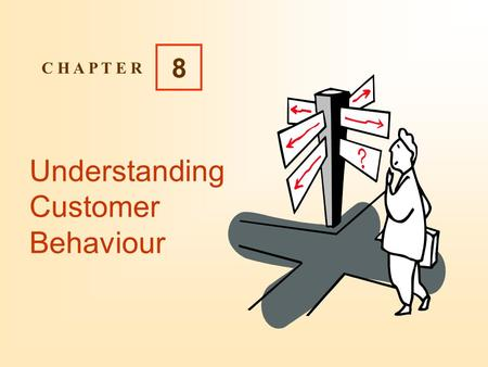 Understanding Customer Behaviour C H A P T E R 8.
